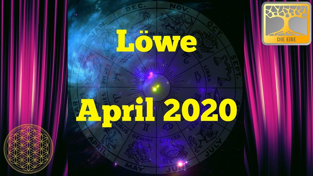Horoskop löwe april 2019