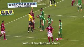 Goianão 2018: Atlético vence clássico de cinco expulsões com golaço de Tomas Bastos