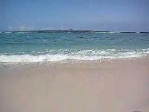 瀬底島の瀬底ビーチ