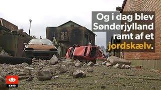 Sønderjylland ramt af fiktivt jordskælv - DR Nyheder