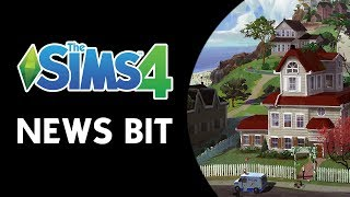 The Sims 4 News Bit: THE SIMS 5?? TROPICAL GETAWAY MOD, SIMS 4 ANNOUNCEMENT & MORE!