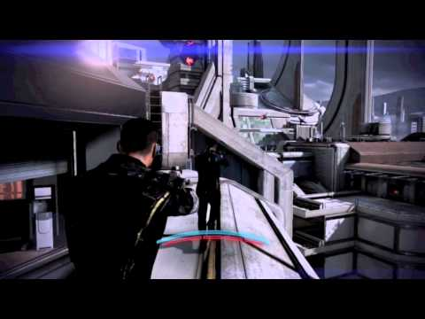 Mass effect 3 demo first playthrough (on xbox) live
