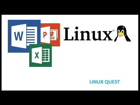 Microsoft Office with Linux 365 + Ice