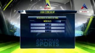 Resultados octavos de final liga CONCACAF