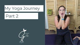 My Yoga Journey Part 2: Worrier Warrior