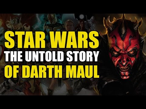 The Secret Story Of Darth Maul's Survival (Star Wars: Son of Dathomir)