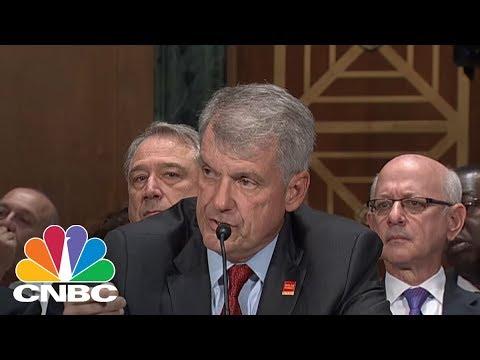 Elizabeth Warren To Wells Fargo CEO Tim Sloan: You Should Be Fired   CNBC