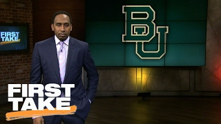 Cautioning Parents Against Baylor | Final Take | First Take | February 7, 2017