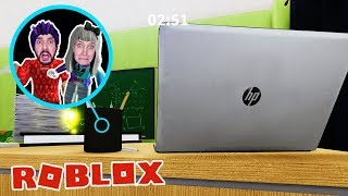 Roblox: EXTREMELY VERSTECKEN PLAY IN THE SCHOOL WITH NINA & KAAN! WHO IS FOUND & WHO IS NOT?