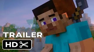 MINECRAFT: The Movie (2019) Concept Teaser Trailer #1 - Steve Carell Video Game Kids Film