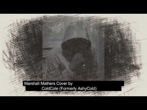17 year old covers Eminem - Marshall Mathers - Minutte