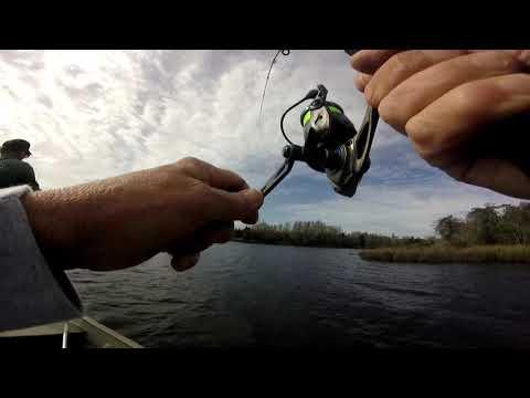 The No Fish Fishing Video  !!