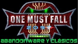Abandonware y clásicos | ONE MUST FALL 2097