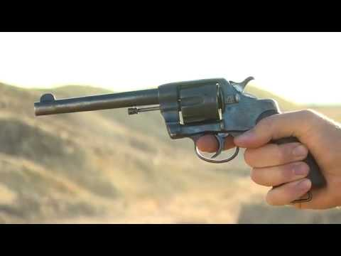 38er Revolver