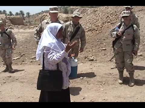 2003 Babylon Iraq Trip Video #3