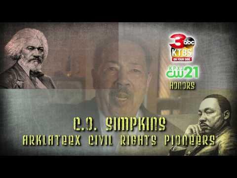C.O. Simpkins - Thu at 4p