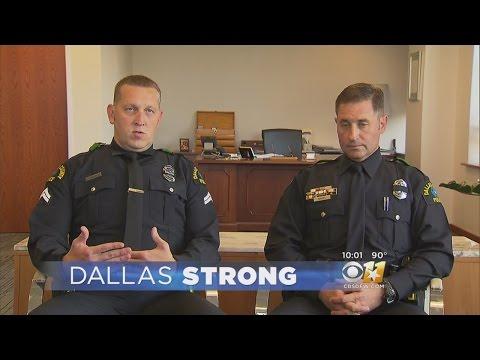 El Centro Officers Injured During Ambush Share Life-Saving Details