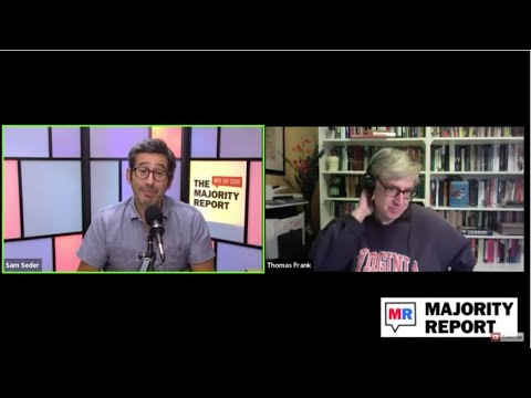 A Brief History of Anti-Populism w/ Thomas Frank  - MR Live - 9/15/20
