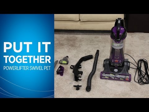 bissell powerlifter swivel pet