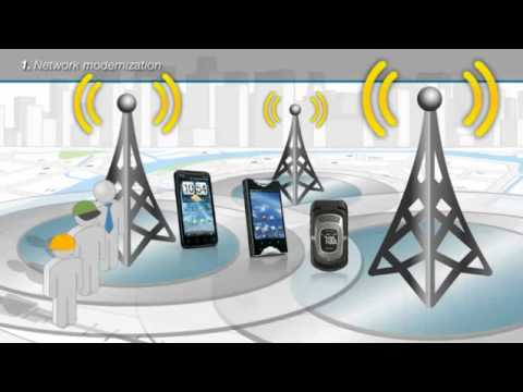 How To Work Sprint Network Vision   YouTube