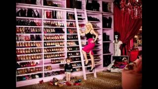 Celebrity Walk In Closets