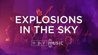 explosions in the sky full concert npr music front row