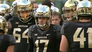 Oklahoma State vs Baylor football 2016 full game