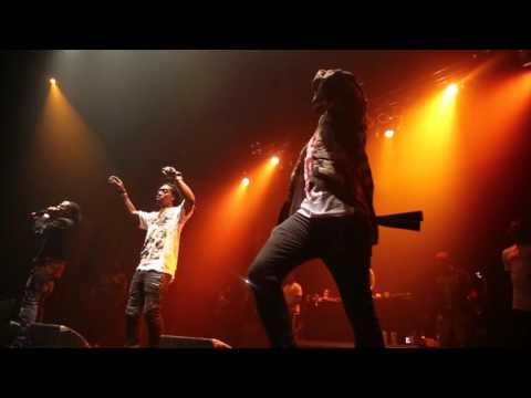 Migos & Cook LaFlare Invade Columbus,Ohio | Shot by @fatkidfilms