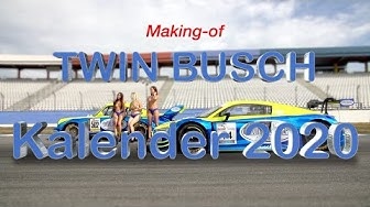 TWIN BUSCH® Germany - Making-of Kalender 2020