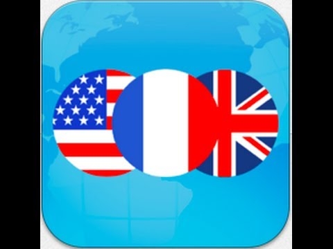 iPhone French English Dictionary for Students