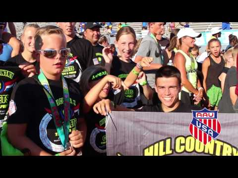 2017 AAU Track and Field Junior Olympic Games Recap