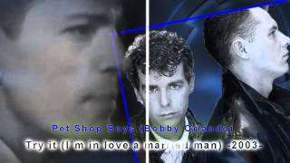 Pet Shop Boys (Bobby Orlando) - Try It (I´m in love with a married man) 2003