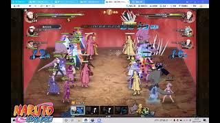 CHINA FINAL CROSS SERVER NINJA WAR ! - Naruto Online