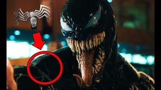 VENOM Official Trailer Breakdown & Things You Missed!