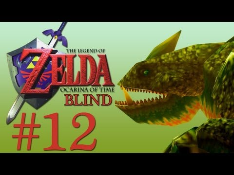 Ocarina of Time [Blind] - 12 - I CAN'T WAIT TO BOMB SOME DONG-O'S