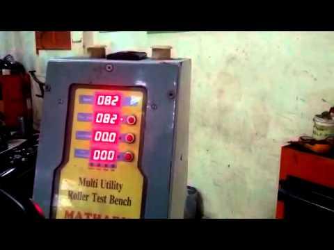 Kiirus tuned Ktm Duke 200 13000 rpm map