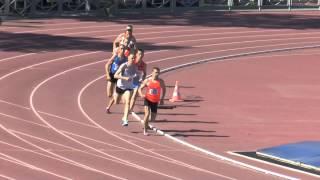 УФО лето 2014г 800м мужчины сильнейший забег