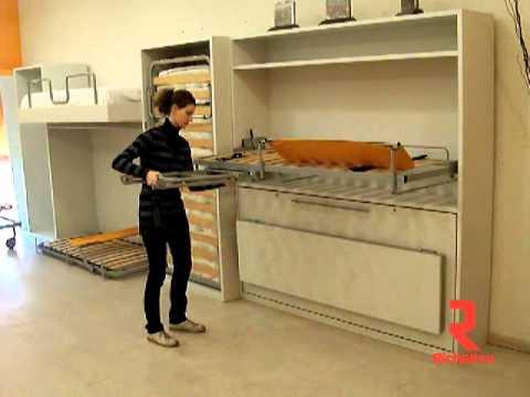 richelieu hardware horizontal wall bed mechanism