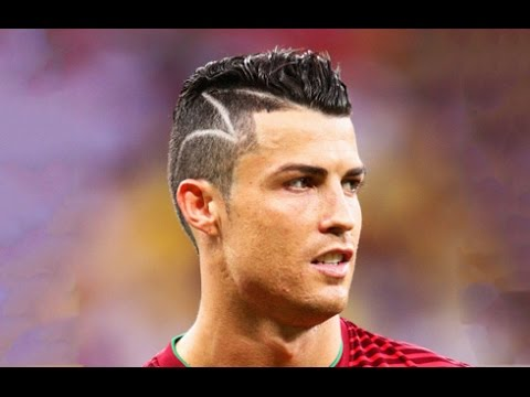 Cristiano Ronaldo New Hairstyles YouTube - Cr7 hairstyle wallpaper