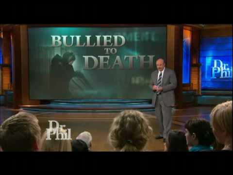 """Teen Cyberbullying Investigated author, Judge Tom Jacobs on """"Dr Phil"""" Show"""