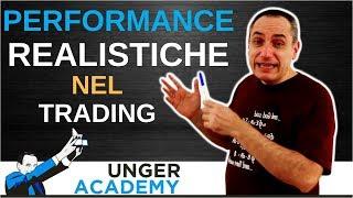 Performance Realistiche nel Trading