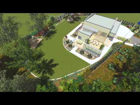 3D Garden Design.