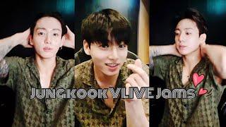 Euphoria, Dope, Idol, Baepsae, Outro: Wings, So What - BTS Jungkook VLIVE Jams