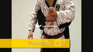 HAPKIDO  Yellow belt