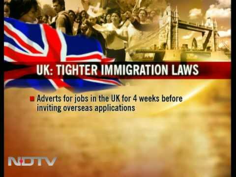 Tougher to get jobs in UK