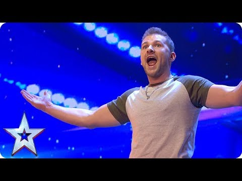 Sascha Williams STUNS the BGT crowd | Britain's Got Talent 2018