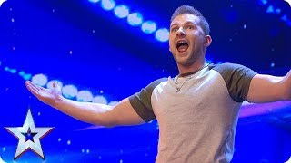 Sascha Williams STUNS the BGT crowd | Britain