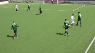 13.06.16 - Сан Сити vs Вернадский Фронт (Первый тайм) - 1:2