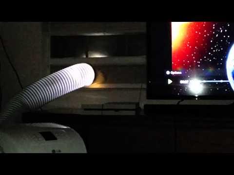 LG 8,000 BTU Portable Air Conditioner