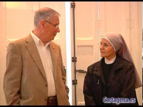 La superiora de la Congregación de Hermanitas de Los Pobres agradece las facilidades aport